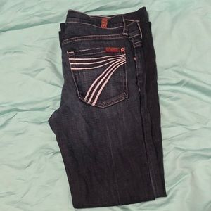7 for all mankind Dojo - size 27